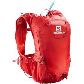 Salomon Skin Pro 15 Set Backpack, fiery red
